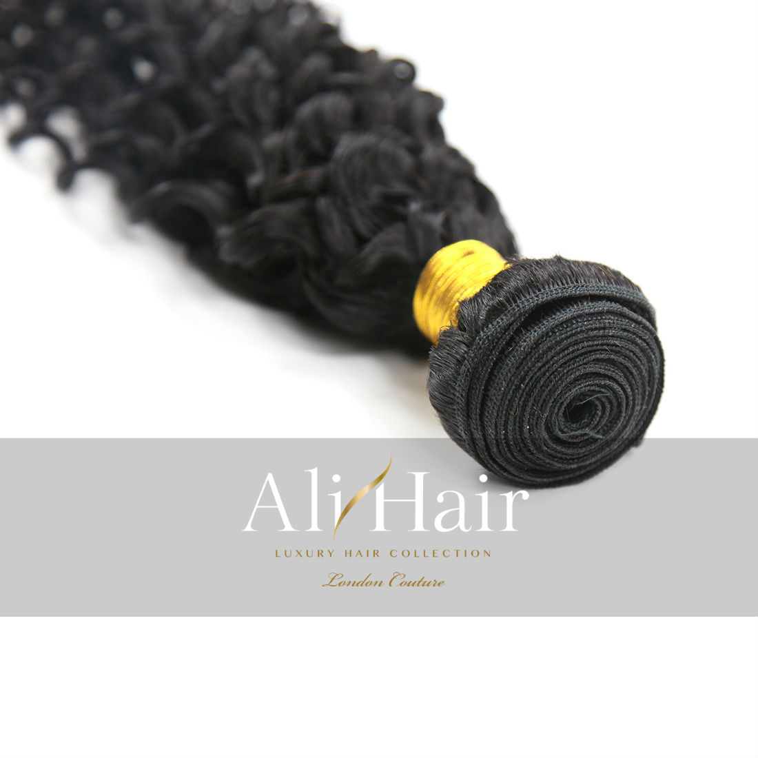 AliHair Brazilian Water Wave Bundle Gold Virgin Hair