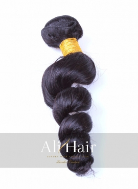 AliHair Brazilian Loose Wave Bundle Gold Virgin Hair