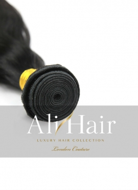 AliHair Brazilian Natural Wave Bundle Gold Virgin Hair