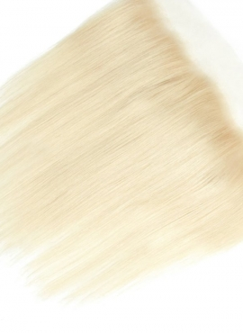 Alihair Straight Blonde 613 Virgin Hair Lace Frontal 13″x4″ 10A
